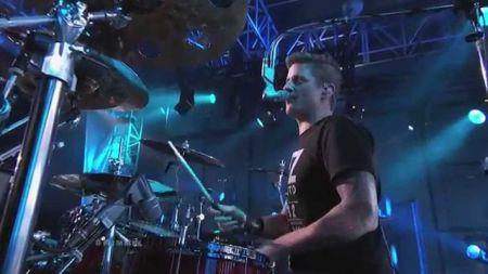Nickelback announces 2016 fall European tour