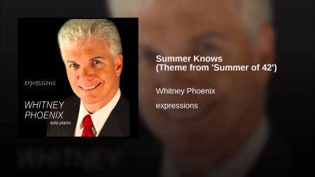 'I Love a Piano' starring Whitney Phoenix celebrates music in Las Vegas