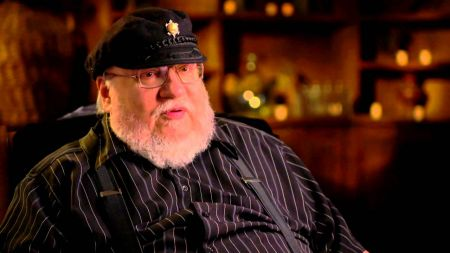 'Game of Thrones' author George R.R. Martin confirms that he is not dead