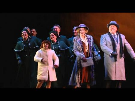 Delightful opening for 'Annie' at the National Theatre in DC
