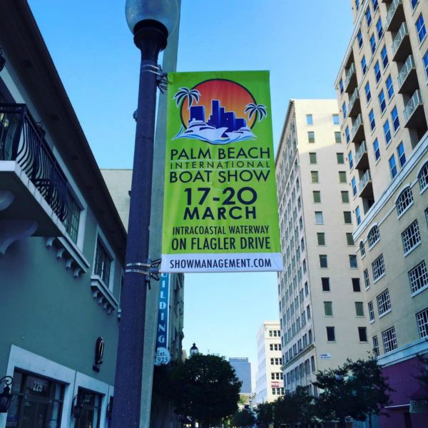 West Palm Beach Welcomes The International Boat Show