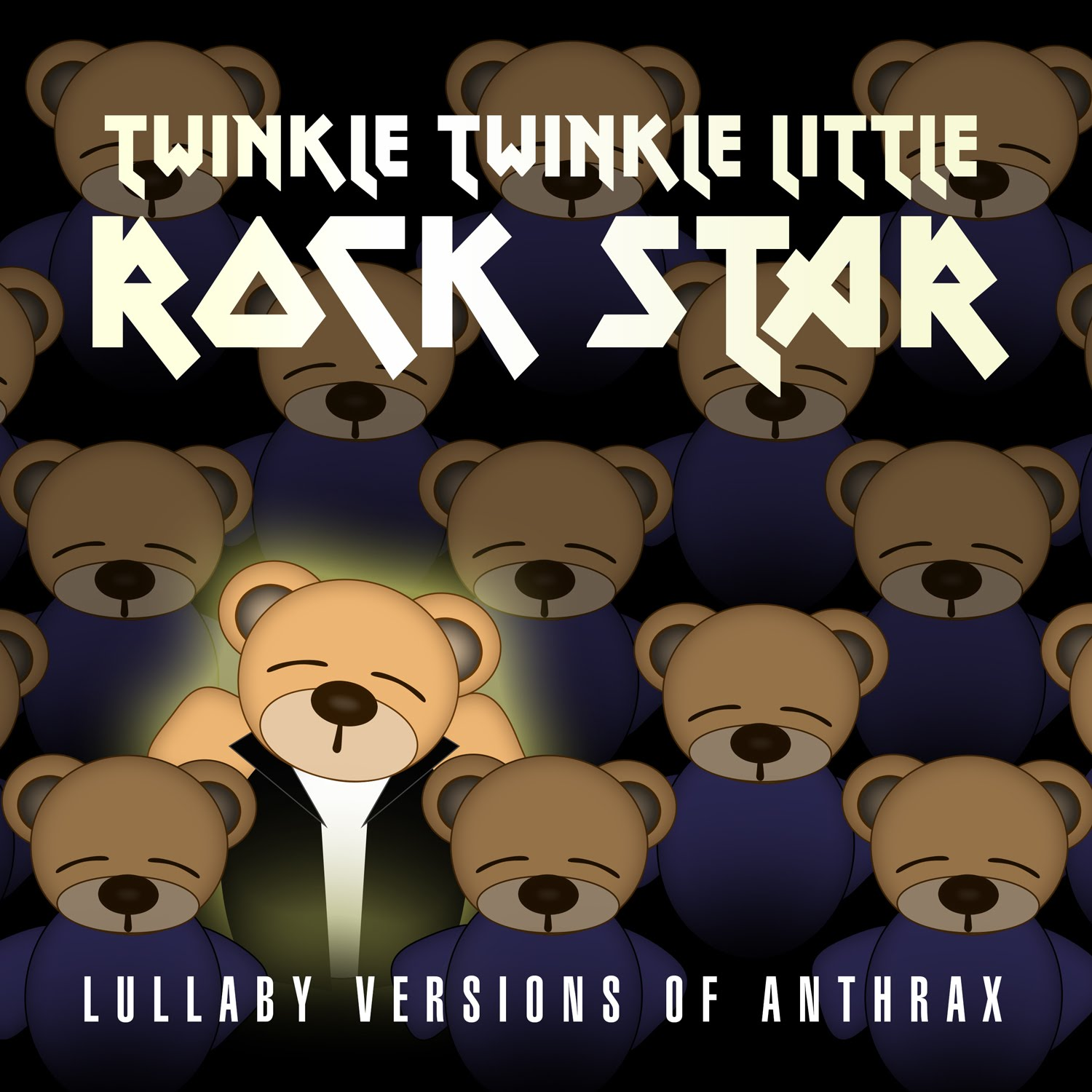 Twinkle Twinkle Little Rock Star releases lullaby versions of Anthrax songs