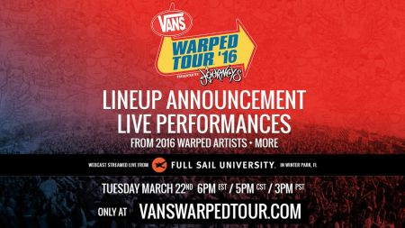 AXS On Sale: Warped Tour, Eagles of Death Metal and Widespread Panic take Vegas