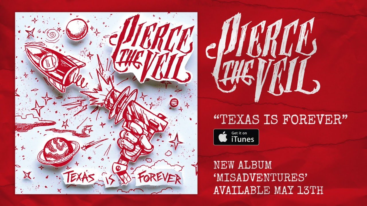 Pierce the Veil premiere new single 'Texas is Forever'
