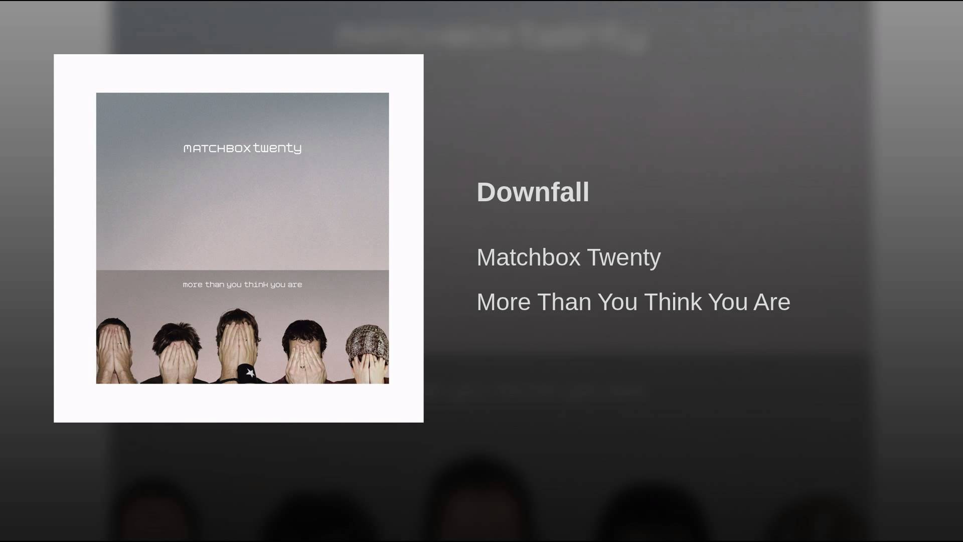 matchbox twenty best love song The best breakup songs and words to some of the most famous break up and unrequited love songs.