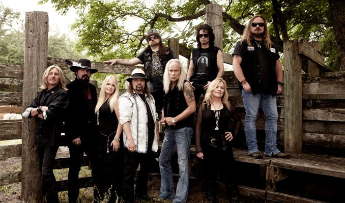 Lynyrd Skynyrd tickets at Heritage Park Amphitheater, Simpsonville