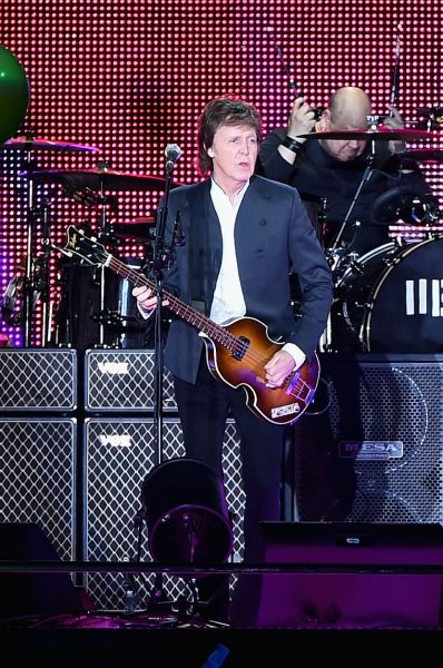 McCartney Reps Say No Comment To Report Beatle Working On New Album