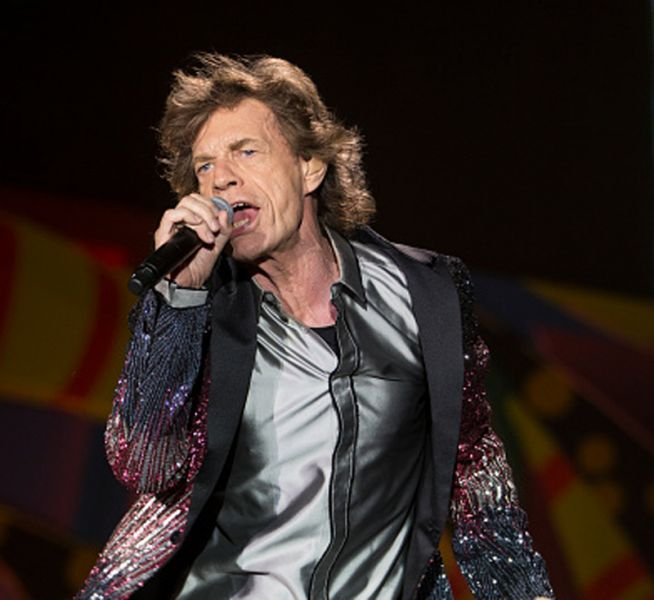 The Rolling Stones perform 'Like a Rolling Stone' by request