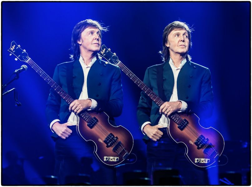 Paul McCartney returns to Seattle on April 17