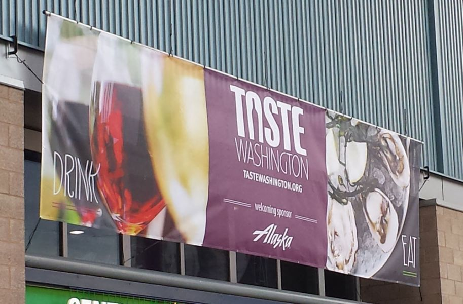 Taste Washington event at CenturyLink Field in Seattle