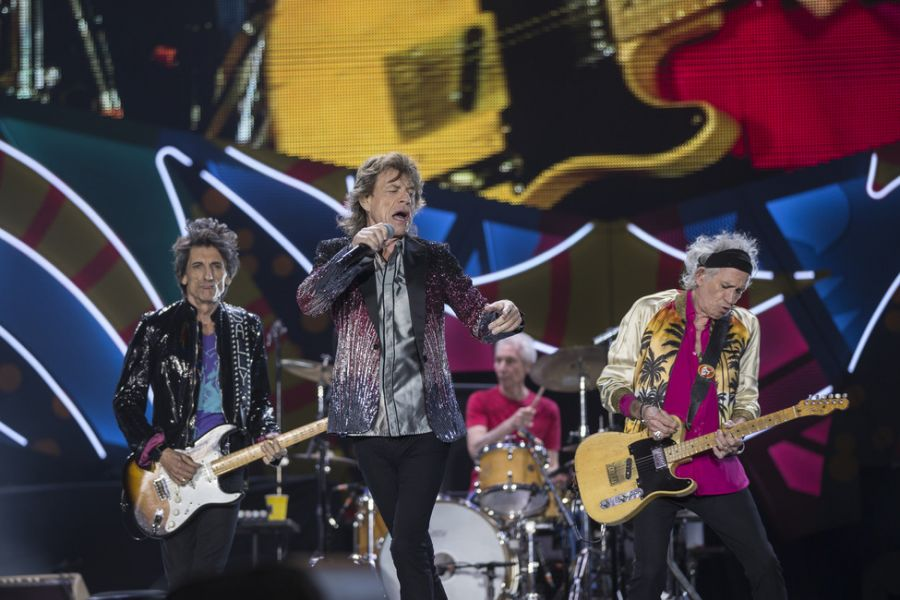 Rolling Stones Perform Last Show Of America Latina Olé Tour In