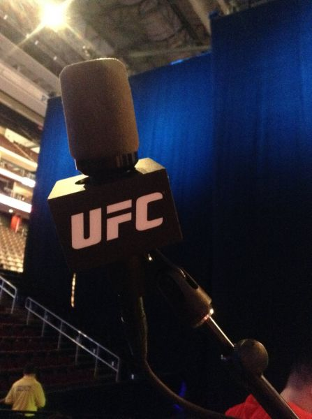 UFC has never had an openly gay male fighter