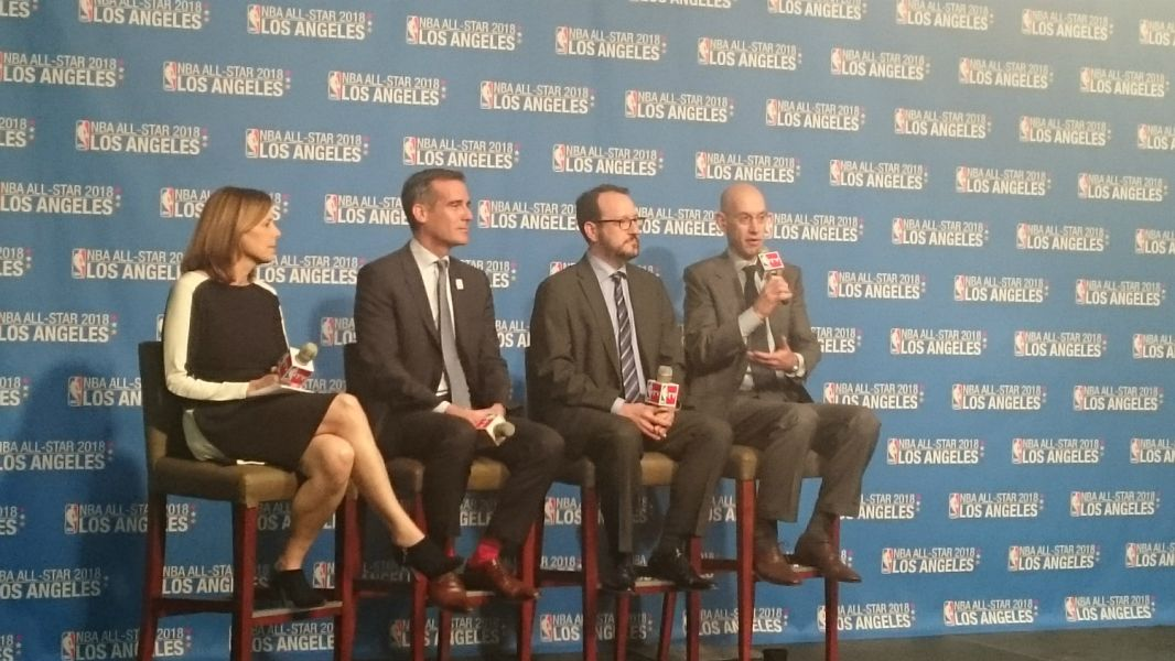 The NBA All-Star Game set to return to Los Angeles in 2018 - AXS 31fb31b7a