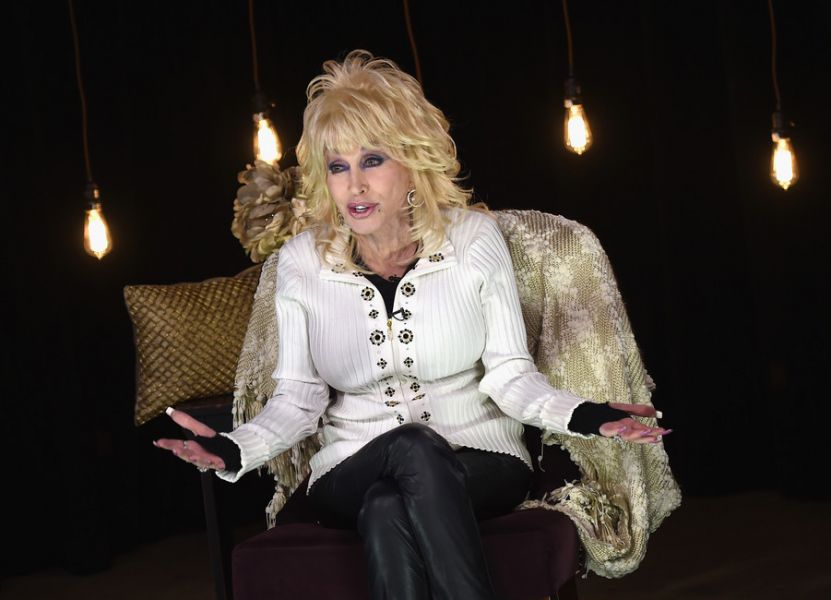 Dolly Parton will perform with Katy Perry on the ACM Awards on April 3, 2016.