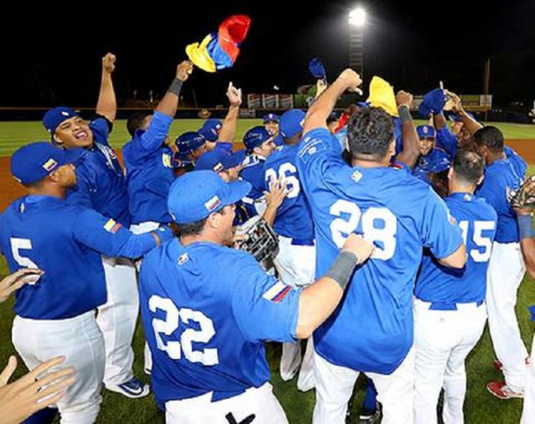Try telling players from Team Columbia that playing in the World Baseball Classic isn't a big deal