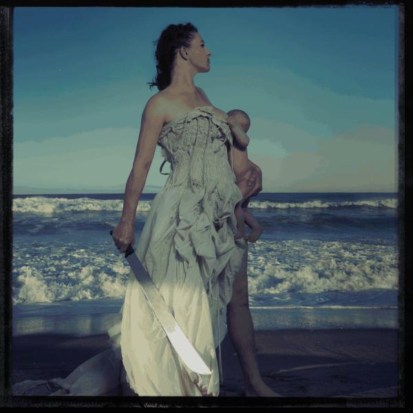 "Amanda Palmer ""Machete"" cover art"
