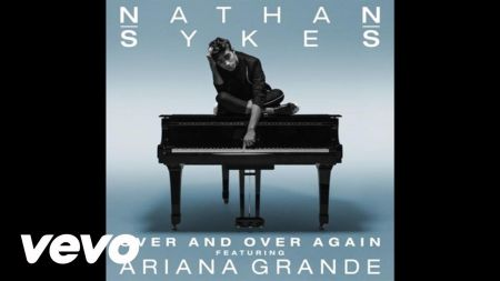 Ariana Grande and Nathan Sykes drop new song 'Over And Over Again'