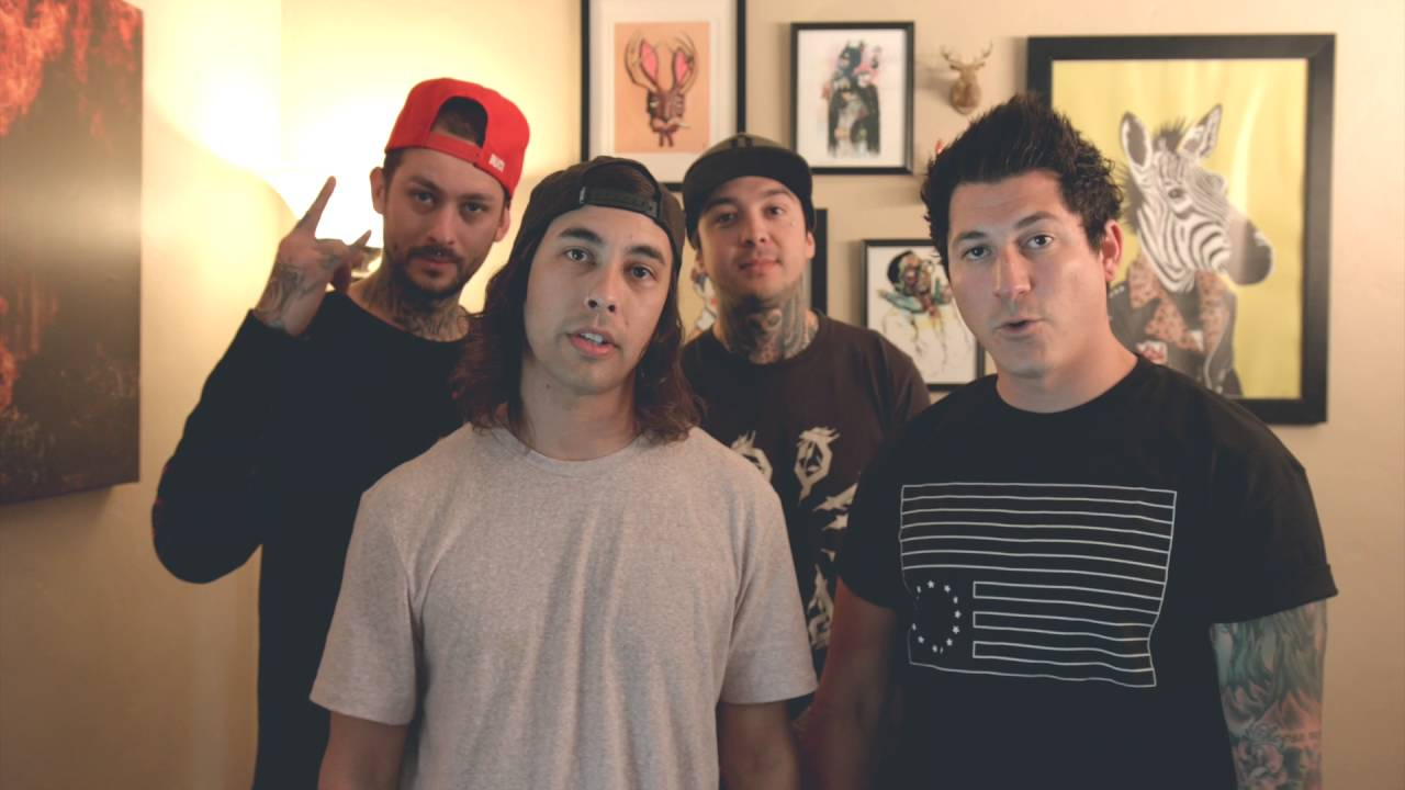 Pierce The Veil To Play New Album In Full During Summer Tour Axs