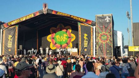 New Orleans Jazz Fest saw spirit of Prince in diverse sets