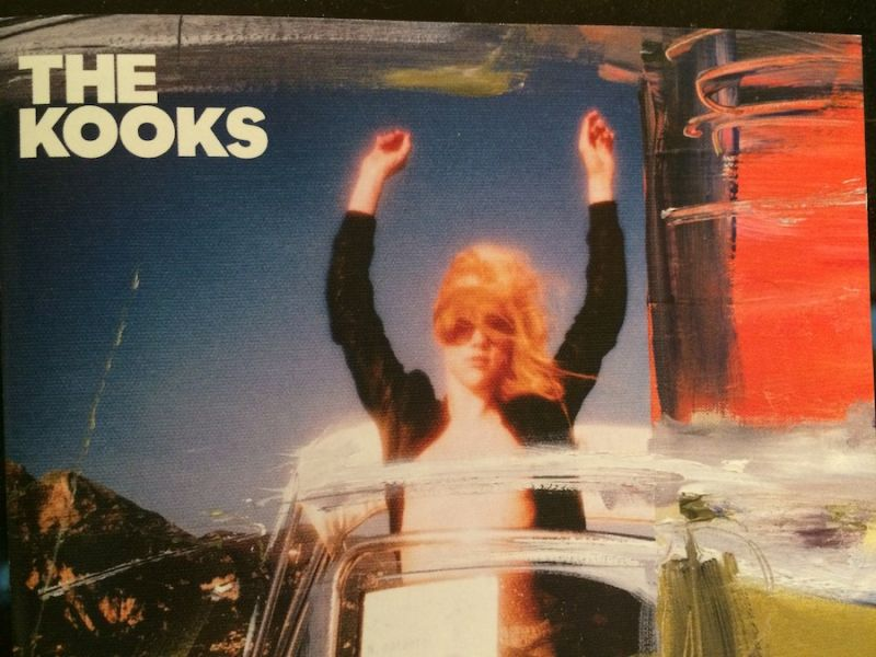 the kooks covers
