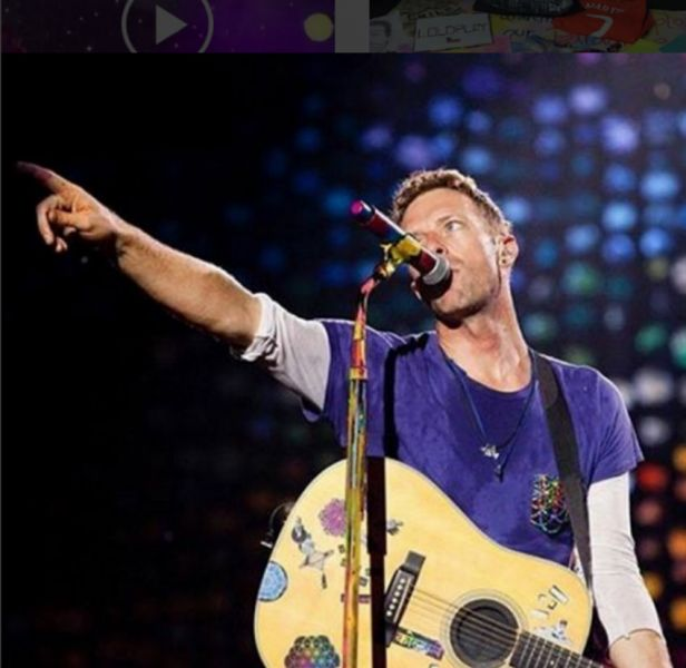 Coldplay will be hitting Las Vegas' T-Mobile Arena this September.