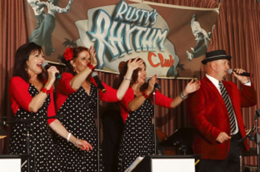 Boyz and the Beez at Rusty's Rhythm Club