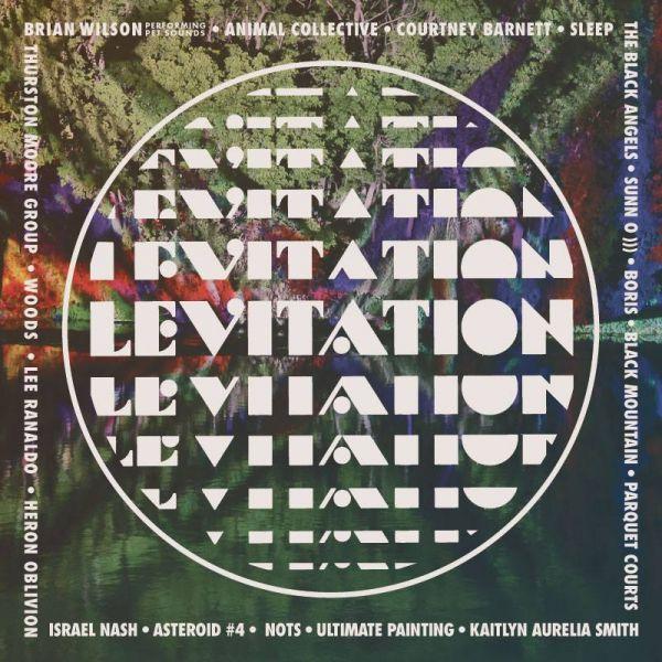LEVITATION 2016 poster