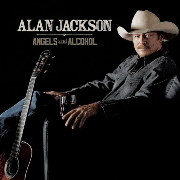 Alan Jackson releases a new single called 'The One You're Waiting For' from 2015's 'Angels and Alcohol' album.