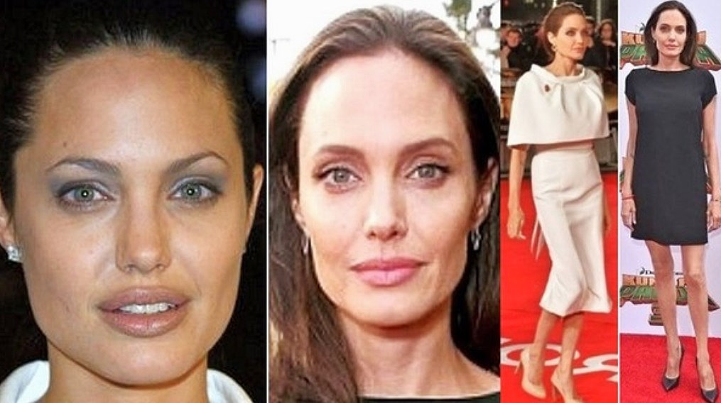Angelina Jolie Looks Like Jon Voight