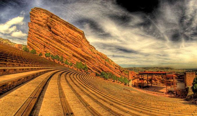 Red Rocks Local Set Dinner tickets at Red Rocks Amphitheatre, Morrison
