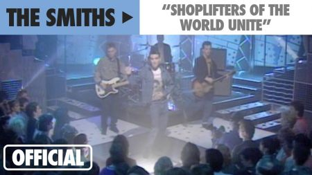 Fans of The Smiths, unite! Morrissey approves 'Shoplifters of the World' movie