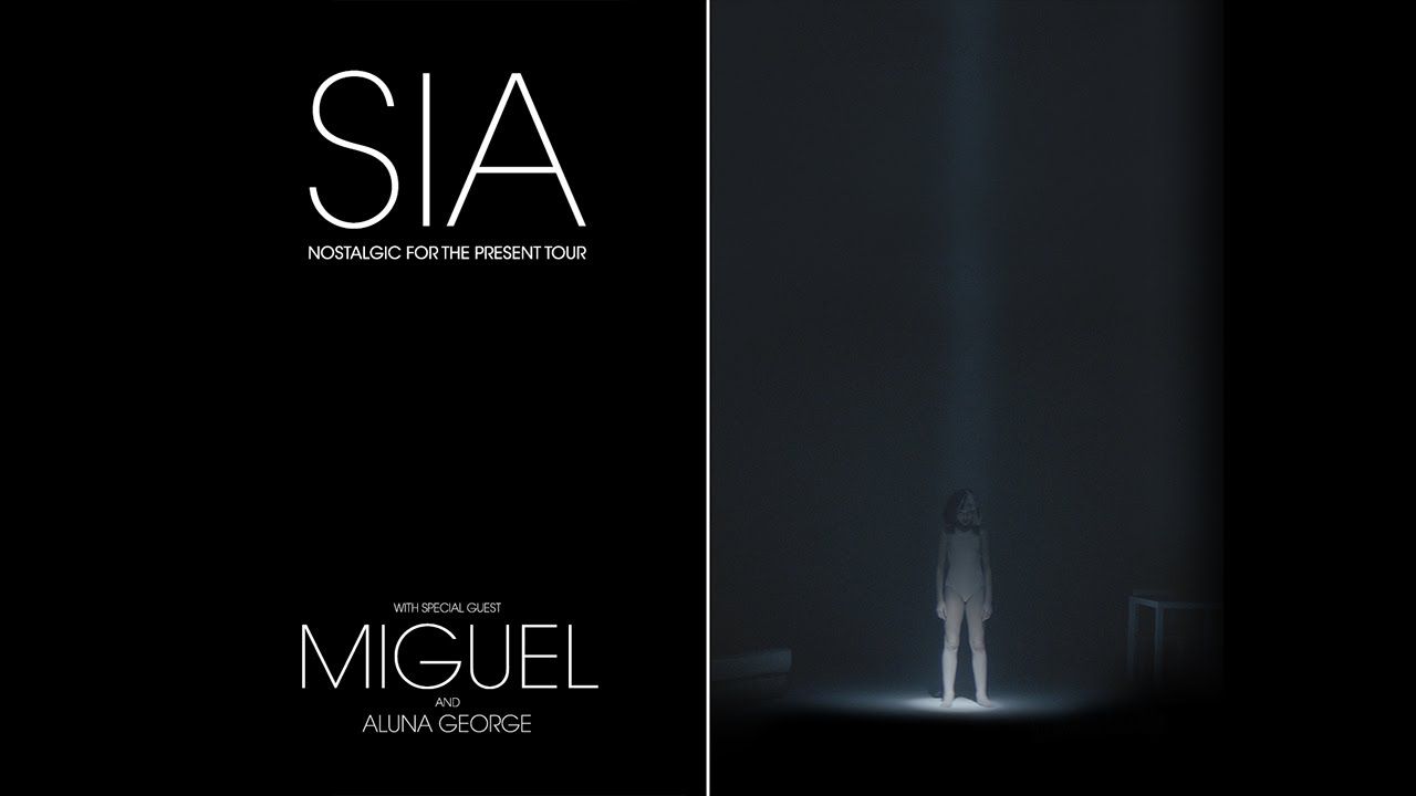 The coloring book tour setlist - Sia Announces North American Tour With Miguel And Alunageorge