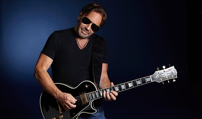 Al Di Meola tickets at Capitol Theatre, Clearwater