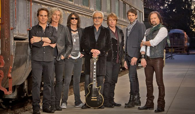 Foreigner tickets at Broward Center for the Performing Arts, Ft. Lauderdale