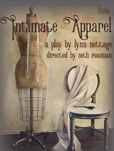 intimate apparel fabulation