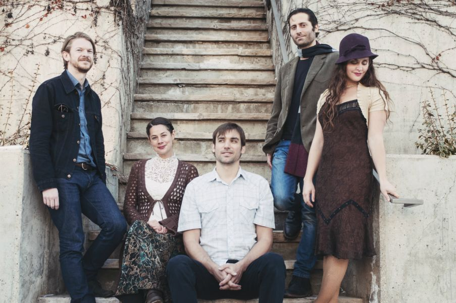 Elephant Revival will headline Red Rocks on Sunday, May 22, 2016