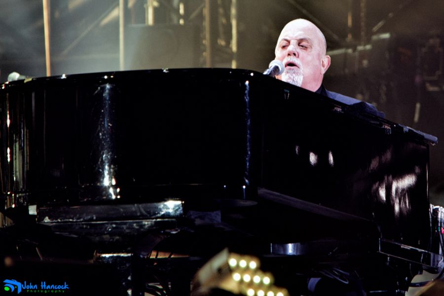 Billy Joel performs at Petco Park in San Diego, CA