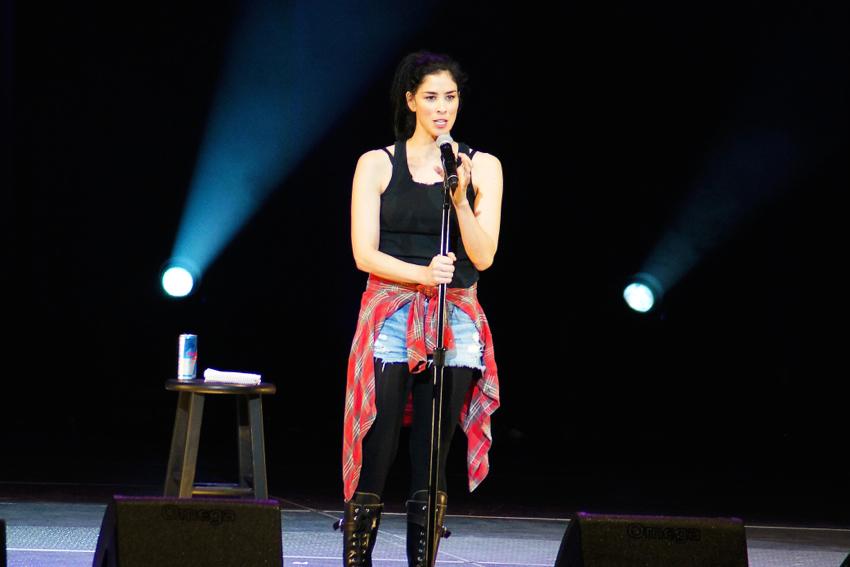 Sarah Silverman at Oddball Comedy Festival 2014