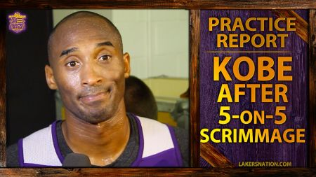 Kobe Bryant plans to play in all eight preseason games for the Lakers
