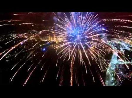Coney Island Cincinnati July  Fireworks