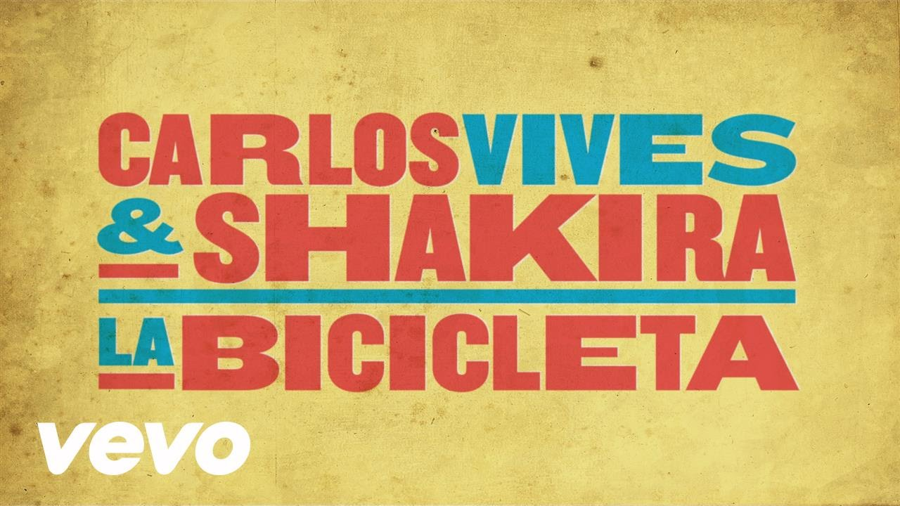 Listen: Shakira hops on Carlos Vives' 'La Bicicleta' for special collaboration