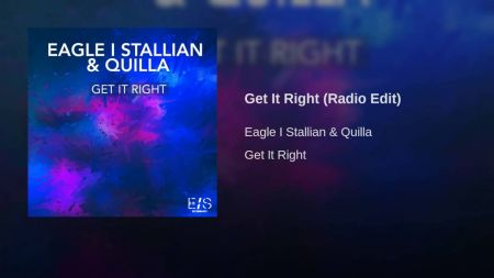 Eagle I Stallian & Quilla join forces to release great track 'Get It Right'