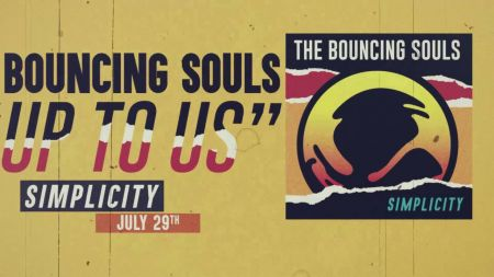 The Bouncing Souls release lyric video for new track 'Up To Us'