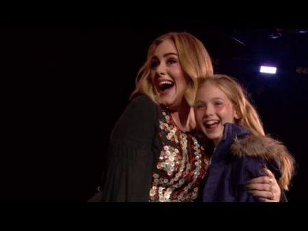Adele, in true Adele fashion, breaks the rules at Glastonbury performance