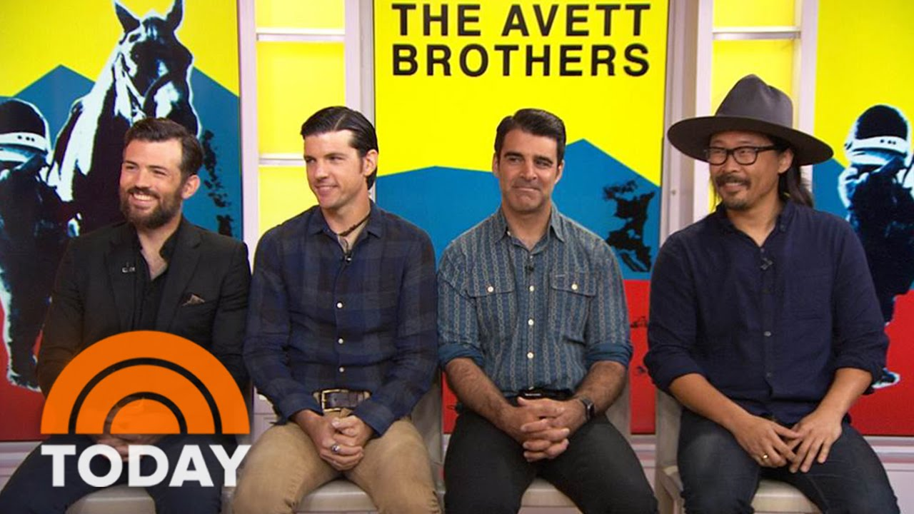youtube the avett brothers