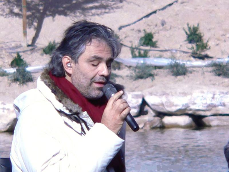Top 10 best Andrea Bocelli songs - AXS