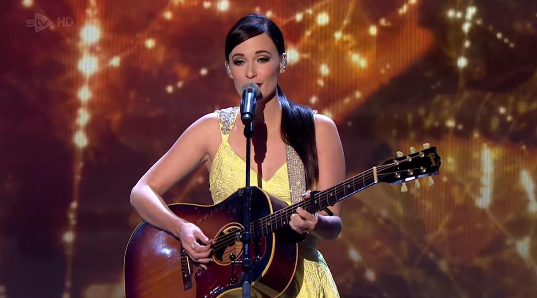 Kacey Musgraves performs at the Royal Variety Performance