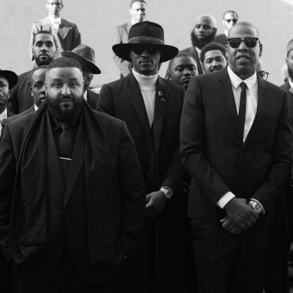 DJ Khaled, Jay Z, and Future