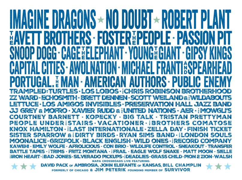 BottleRock Napa Valley is looking like one of the best festivals in California this summer