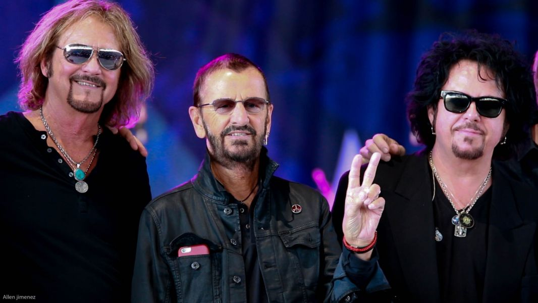Watch: Inside Ringo Starr's All-Starr Band, the supergroup ...